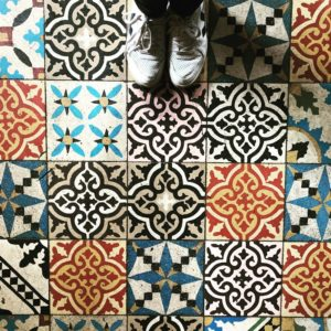 What are Encaustic Cement Tiles