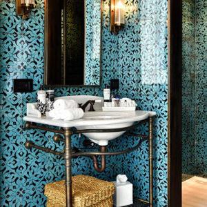 Soho House Bathroom Istanbul