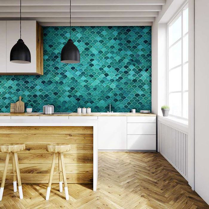 What are the types of tiles?