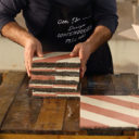 How to produce cement tiles