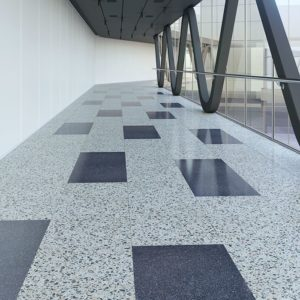 Installing Terrazzo Tiles