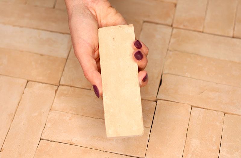 Unglazed tiles