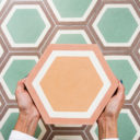 How to install encaustic cement tiles?